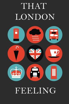 The next shirt up for Anglotees is a shirt dedicated to American Anglophiles who love Britain. London Life, London Art, London Poster, London Style, England Uk, London England, London Quotes, Beautiful London, Poster S