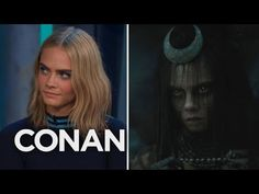Team Coco: Cara Delevingne Got Naked To Get Into Character As The Enchantress