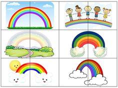 122 Best Gökkuşağı Images Rainbow Preschool School