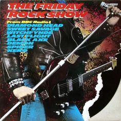 Various ‎– The Friday Rock Show Label: BBC Records ‎– REH 426 Format: Vinyl, LP, Compilation Country: UK Released: 1981 Genre: Rock Style: Hard Rock, Heavy Metal
