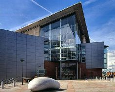 Bridgewater Hall - Home of the Halle Orchestra - Manchester