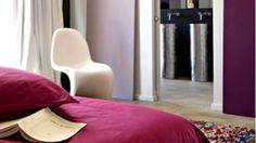 Quelle touche de couleur pour une chambre d'adulte ?
