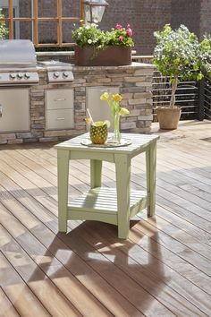 Sustainable Pine Outdoor Furniture From Eco Friendly Digs