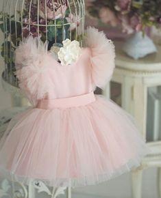 4d364c8fcd Baby Girl Party Dresses, Little Girl Dresses, Baby Dress, Girls Dresses,  Flower