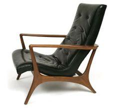 vladimir kagan lounge chair all original vladimir kagan countour ...