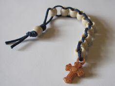 Thoughts from the Sheepfold: Try This! Prayer Beads for Lent