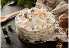 Majonez koji ne goji: Moguće je, a ovo je recept! Risotto Recipes, Salad Recipes, Russian Salad Recipe, Tagine, Boiled Vegetables, Cold Sandwiches, Chicken Sandwich Recipes, Sour Taste, Bon Appetit