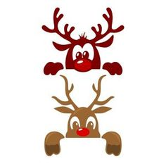 Cute Christmas Reindeer - Available for FREE today only, Nov 28