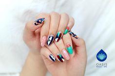 💠▫🔶🔰◾💎🔺🔹♦  #nailart #manicure  #🌴💅 #VictoriaBC #YYJ