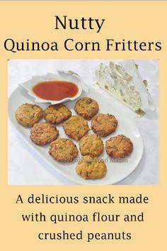 Appetizer Recipes, Appetizers, Savory Waffles, Corn Fritters, Indian Snacks, Biryani, International Recipes, Yummy Snacks, Starters