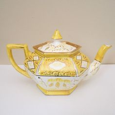 Belleek Teapot