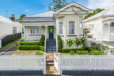 Beautiful villa in Ponsonby, Auckland, New Zealand