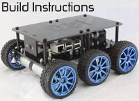 DiddyBorg - The most powerful Raspberry Pi robot available Robot Kits, Raspberry Pi Projects, Electronics Projects, Arduino, Purple, Goodies, Robots, Computers, Gadgets