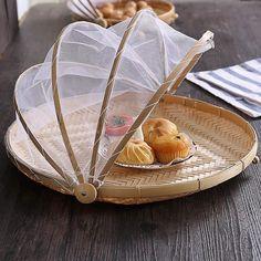 Cool Kitchen Gadgets, Kitchen Items, Cool Kitchens, Kitchen Decor, Wicker Picnic Basket, Wicker Baskets, Woven Baskets, Bamboo Basket, Bamboo Crafts