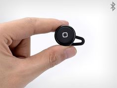 The Invisible Bluetooth Earpiece - An Incredibly Discreet In-Ear Bluetooth Speaker & Microphone For Your Smartphone