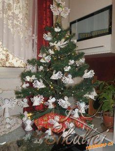 Vánoční ozdoby andílci