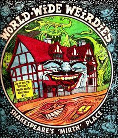 Ken Reid - World Wide Weirdies 43