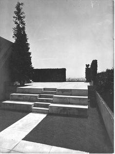 Fondation Le Corbusier - Réalisations - Appartement de M. Charles de Beistegui