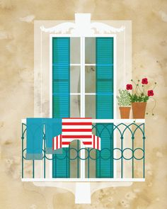 South of France by #eleanorgrosch