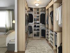 closet pequeno moderno