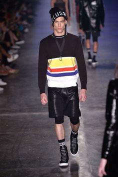 BRASIL F/W 16 | São Paulo Fashion Week | ELLUS | 90's sport streetwear