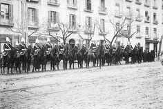 1909-31 Escolta Real