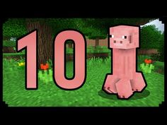 ✔ Minecraft: 10 Things You Didn't Know About the Pig - YouTube