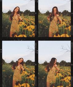 getting a little desperate for a sunflower field // Hannah Meloche Selfie Foto, Sunflower Fields, Insta Photo Ideas, Landscape Illustration, Aesthetic Photo, Mellow Yellow, Picture Poses, Film Photography, Cute Pictures