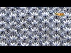 Quick And Easy Crochet Blanket Patterns For Beginners - Lina Knitting Paterns, Knitting Videos, Knitting For Beginners, Knitting Designs, Baby Knitting, Crochet Motifs, Crochet Dishcloths, Crochet Stitches Patterns, Stitch Patterns