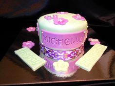 Happy 13th Birthday Cake