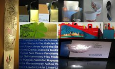 Small showcase of our color and foil printing examples inlcuding display, greeting cards and packaging. www.bellak.com