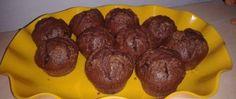Recept Exkluzivní čokoládové muffiny z kefíru Kefir, Sausage, Meat, Food, Sausages, Essen, Meals, Yemek, Eten