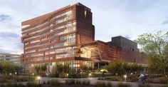 Phoenix Biomedical Sciences Partnership Building - CO Architects