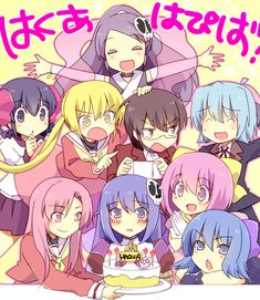 Hayate the Combat Butler x The World God Only Knows