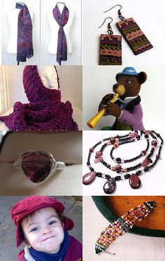 ~ Plum Delicious~ by Cappriell McQuiston on Etsy--Pinned with TreasuryPin.com