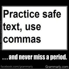 Monday Funnies: Safe Text | Margaret Locke