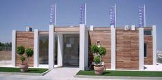Módulos oficinas de venta inmobiliaria y pisos piloto | Modulnor