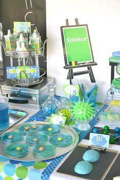 Mad Scientist: Children Party