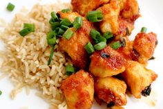 General Tso's Chicken- easy Chinese takeout from home!