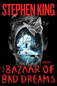 Got books? You& got holiday travel, you need good books to read.: The Bazaar of Bad Dreams, by Stephen King Best Books To Read, Got Books, Steven King, Stephen King Books, Roman, Horror Books, Horror Comics, Best Novels, Bad Dreams