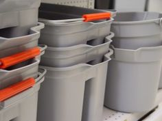 Why Buckets Should be a Priority Purchase -- If there's one supply that I feel people tend to overlook in their preps for long term survival, it's buckets. Yup, buckets. Buckets of all sizes and shapes, from larger five and six gallon buckets to simple pails. Heck, why not throw in large drums while I'm at it, but that's not what this post is about. In fact, I consider buckets a top priority purchase.