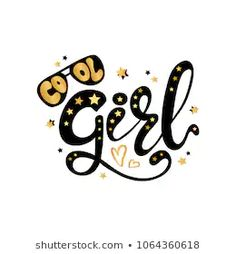 Illustration of Cool Girl text for boys clothes royal badge tag icon inspirational. Slogan kids print for t shirt or other uses t shirt graphics textile graphic Night Suit For Girl, Ww Girl, Baby Posters, T Shirt Painting, Slogan Tshirt, Shirt Print Design, Kids Prints, Girl Dancing, Boy Outfits