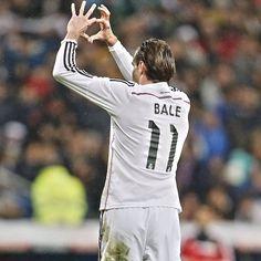 #Bale #GarethBale #RealMadrid #RealMadridvsRVM #HalaMadrid @garethbale11