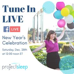 Youre Invited! Join Me for Project Sleeps New Years Celebration New Year Celebration, Youre Invited, Leadership, Join, Sleep, Invitations, Words, Celebrities, Projects