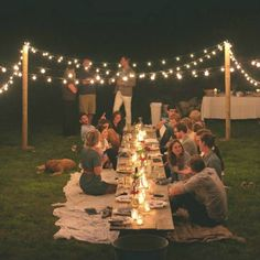Party Hacks, Party Ideas, Outdoor Thanksgiving, Thanksgiving Decorations, Space Party, Outdoor Parties, Diy Outdoor Party, Outdoor Weddings, Summer Parties