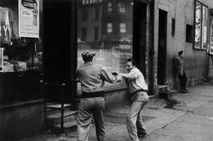 Jay Maisel: New York in the '50s