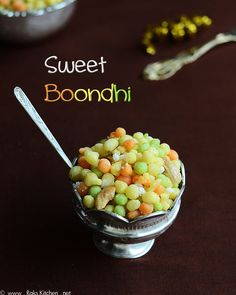 sweet-boondi-recipe by Raks anand, via Flickr