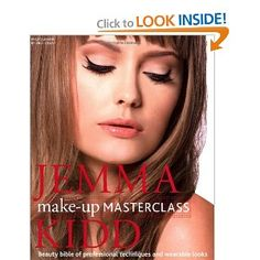 Jemma Kidd Make-up Masterclass: Beauty Bible of Professional Techniques and Wearable Looks --- http://www.a2zzz-dept.com/beauty-makeup-lingerie.html