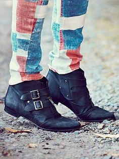 Free People Muse Ankle Boot