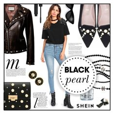 """Black pearl"" by elisapar ❤ liked on Polyvore featuring Chanel, GlamGlow, Gucci, Whiteley and ZOEVA"